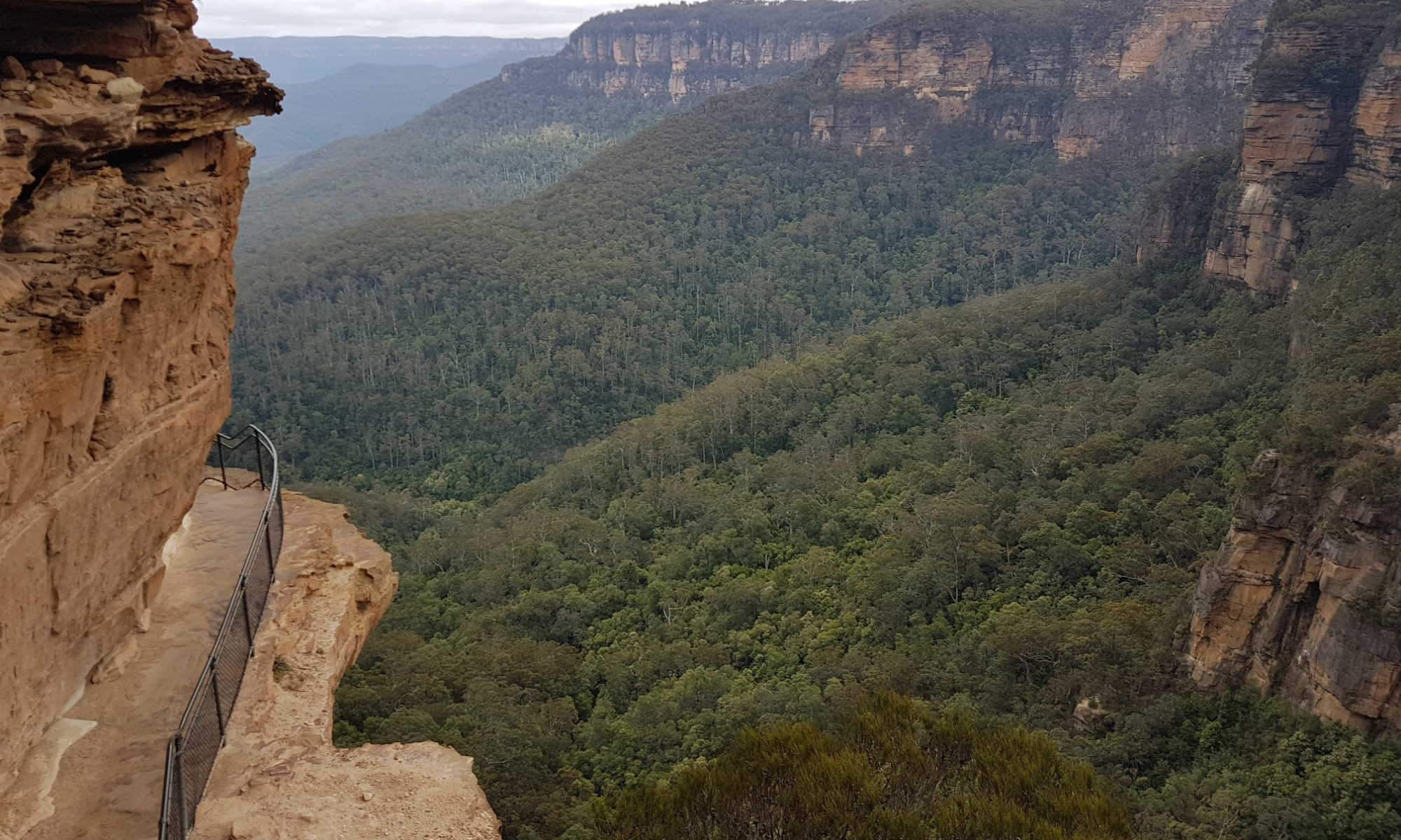 Wentworth Falls Blue Mountains NSW