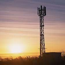 Telstra mobile phone tower