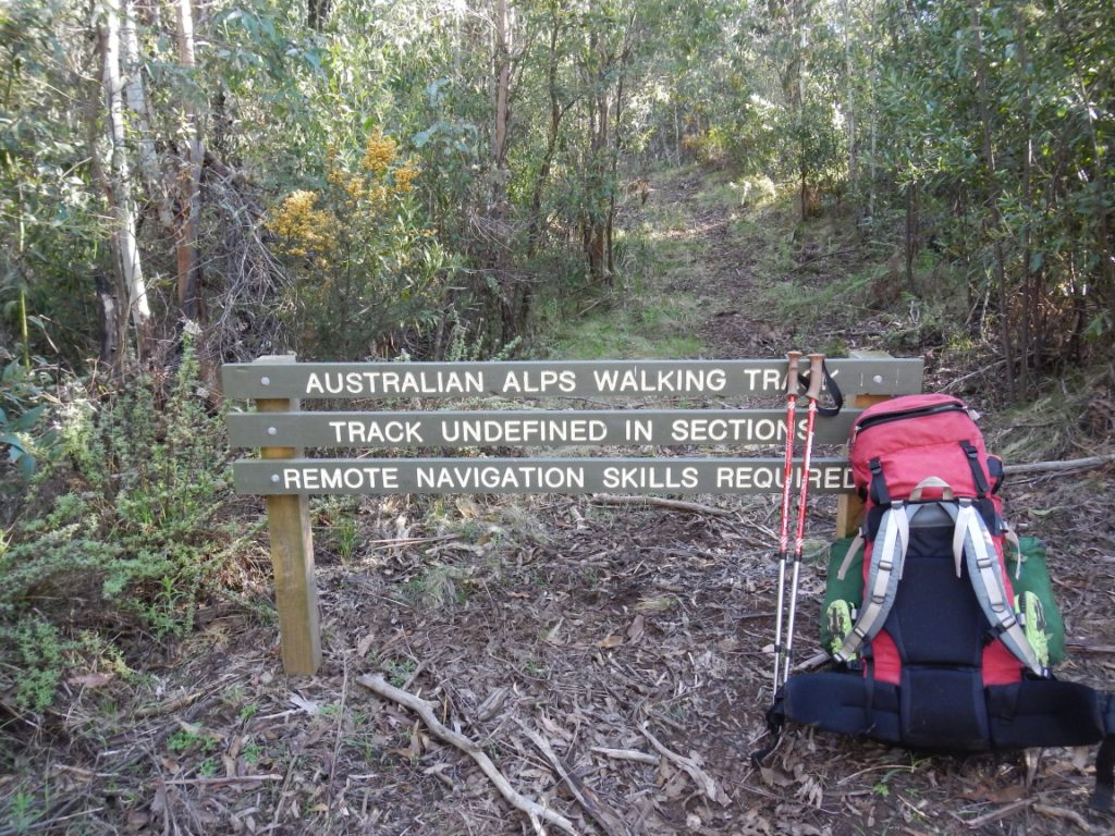 Alpine Walking Track, Victoria