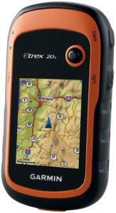 GPS - Garmin eTrex 20x