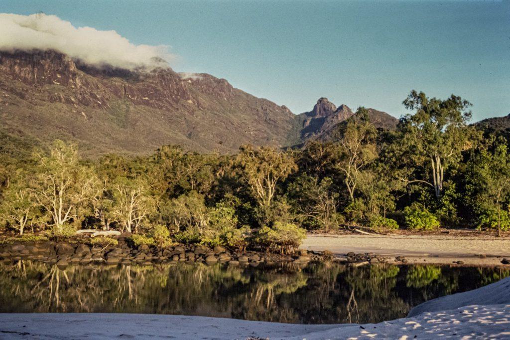 Nina Lagoon, Hinchinbrook Island, Queensland